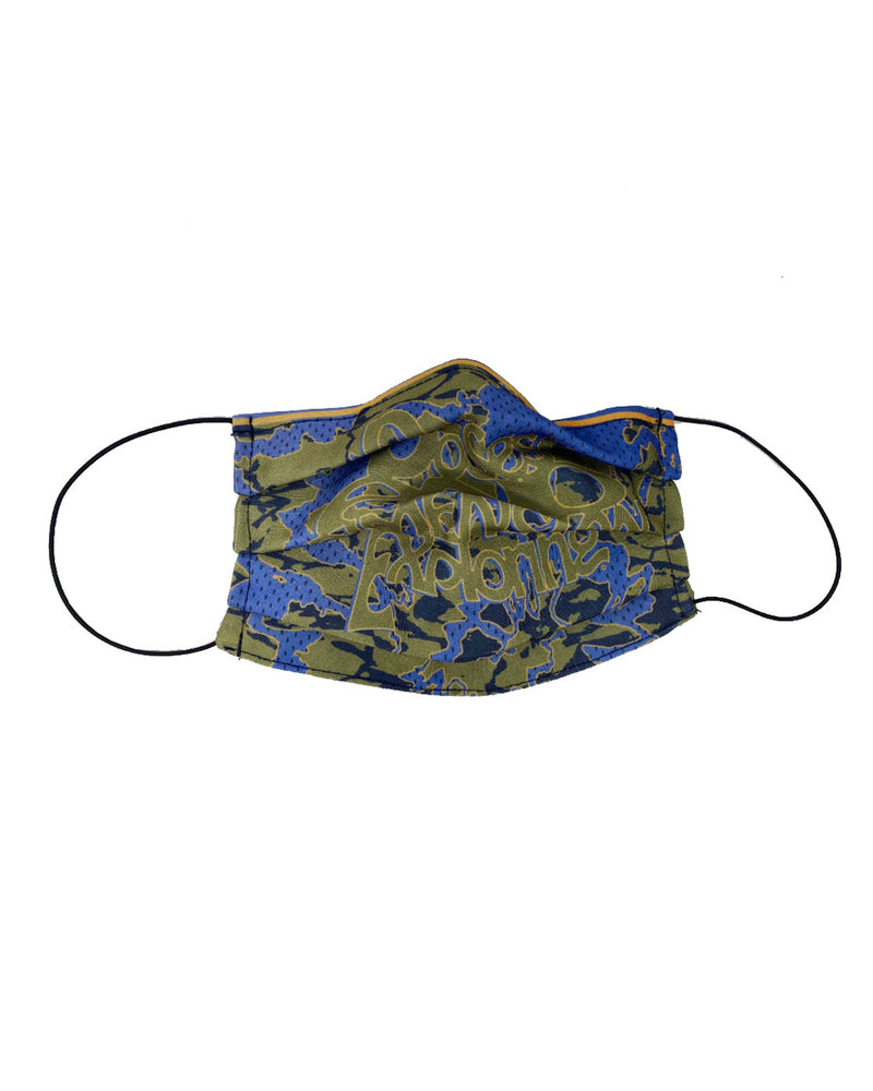 Dosing reversible cloth mask