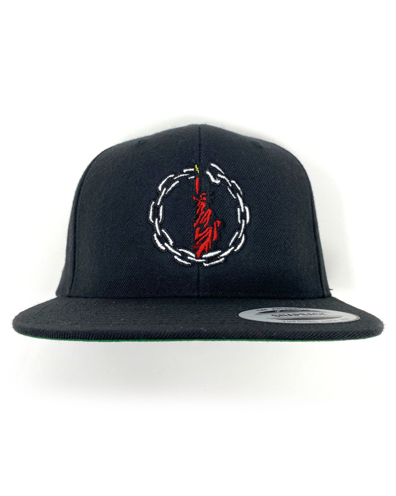 Liberty Strap Back Cap