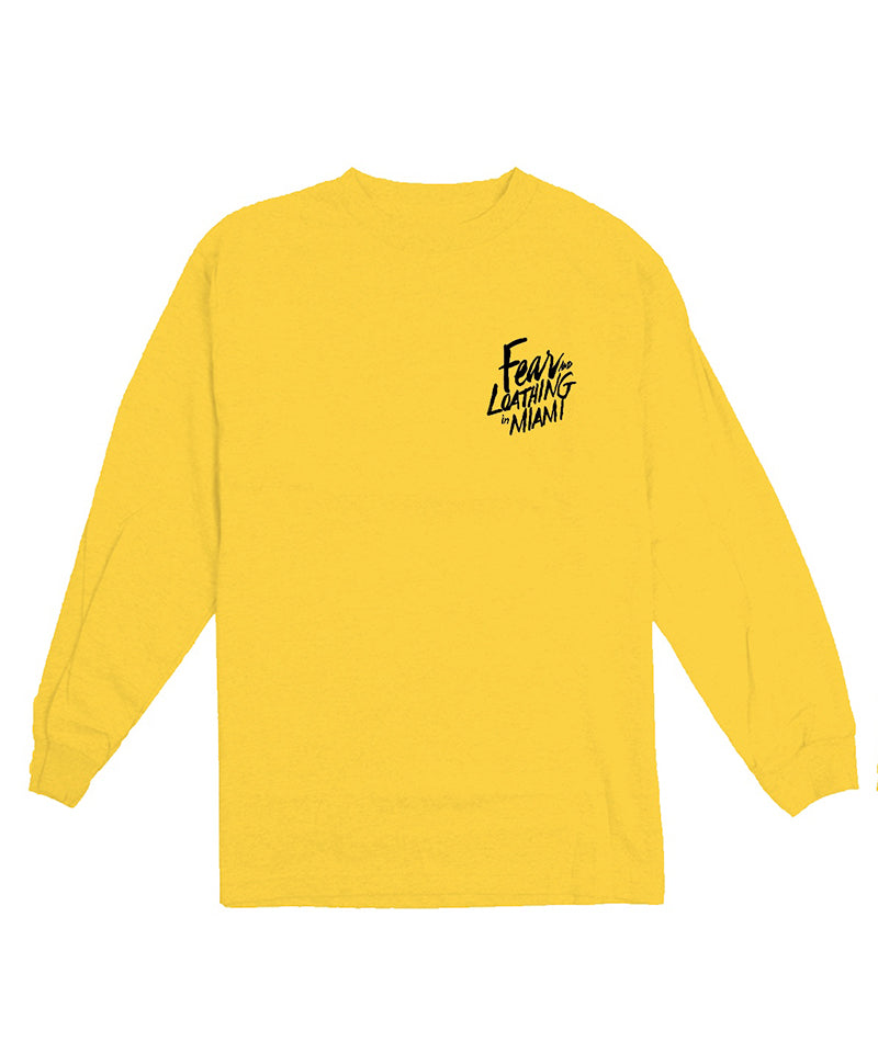 Fear And Loathing Long Sleeve Tee