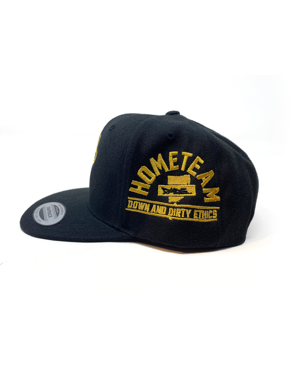 D.A.D.E. Gold Hot Stuff  Snap back