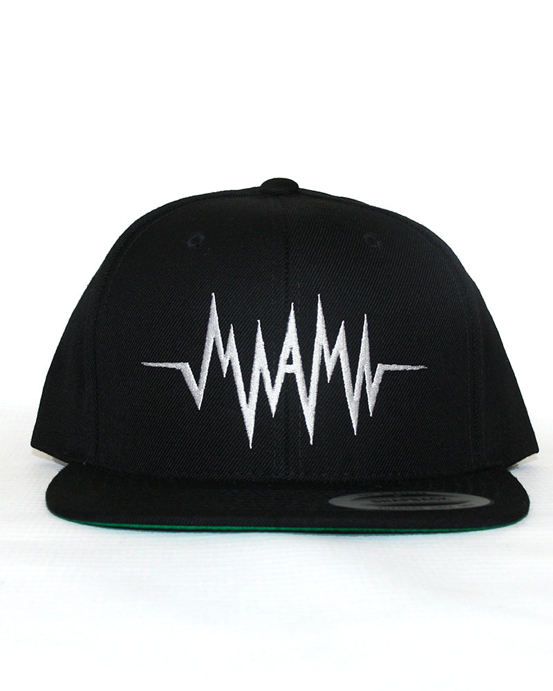 Crew Is World Wide Nylon Surf Cap