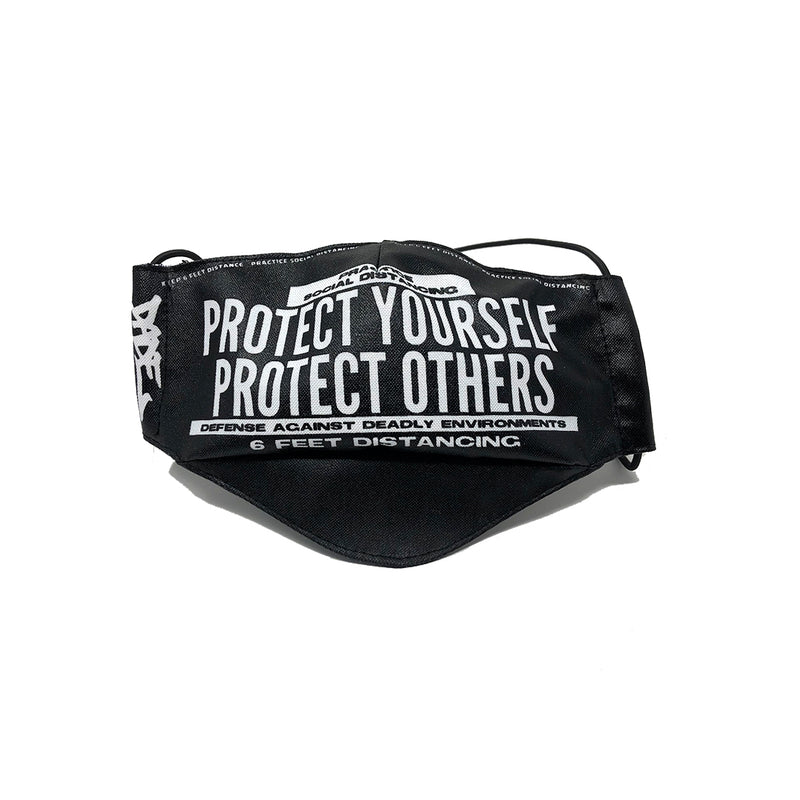 Protect Your Self Protect Others Mask