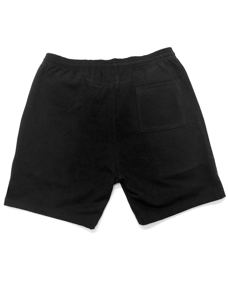 Born And Raised Cotton Shorts