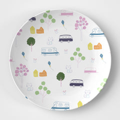 Outdoor Fun Plate