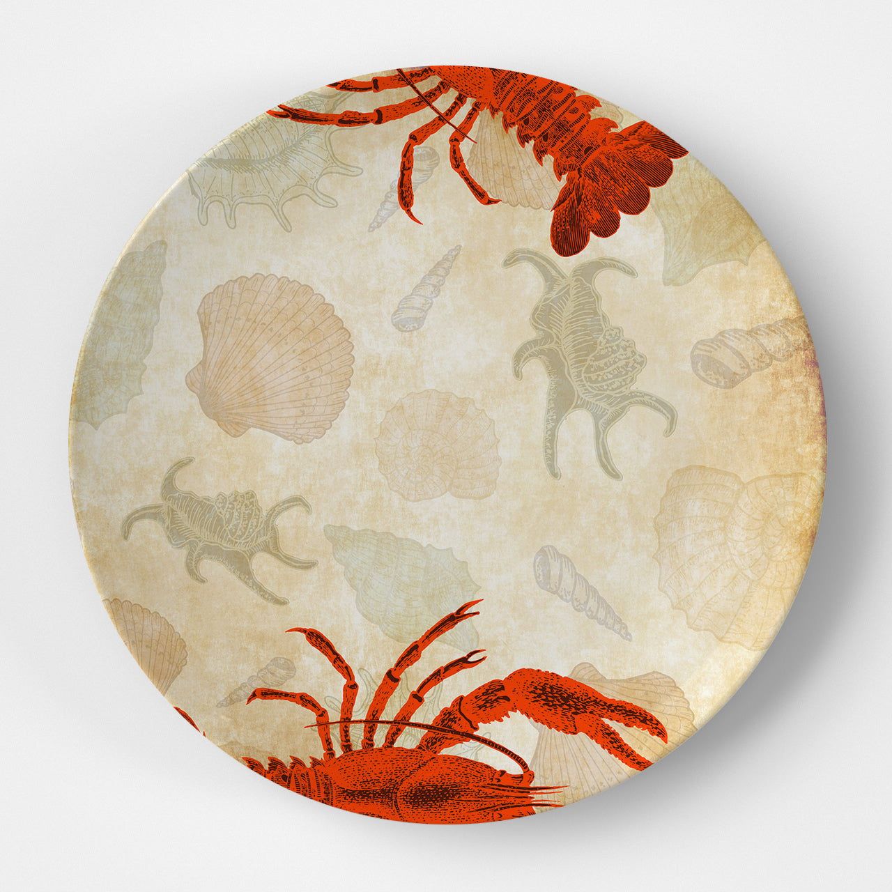 Coastal Collection Plate