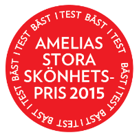 Amelia Award 2015 - Best in Test