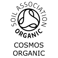 Cosmos Organic Status by EU Soil Association