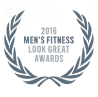 Men's Fitness Look Great Awards 2016