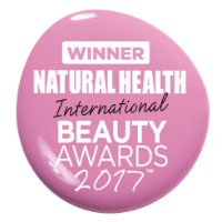 Natural Health International Beauty Aawards 2017 - Winner