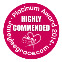 Super Food Mask - JLG Platinum Awards 2014 - Highly Commended