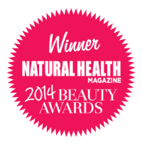 Super Food Mask - Natural Health Magazine 2014 Awards - Winner