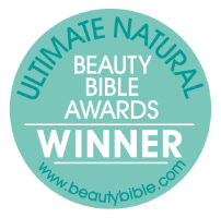 Ultimate Natural Beauty Bible Awards - Winner