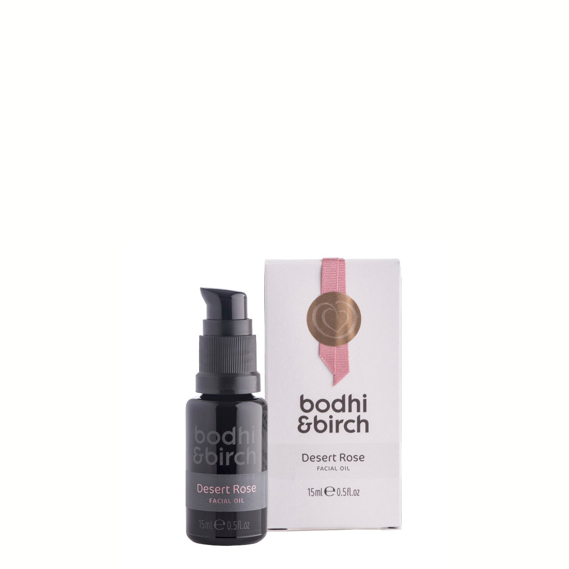 Bodhi & Birch Desert Rose veido aliejus - About.Skin
