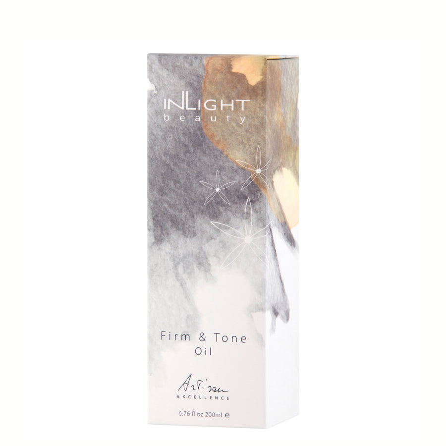 Inlight Firm & Tone kūno aliejus - About.Skin