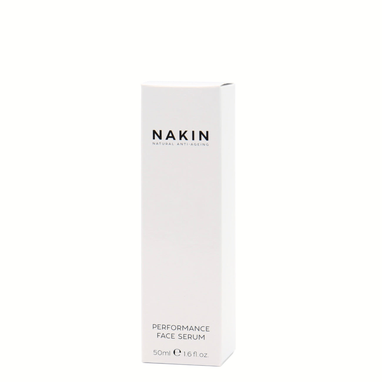 Nakin Performance Face Serum veido serumas - About.Skin