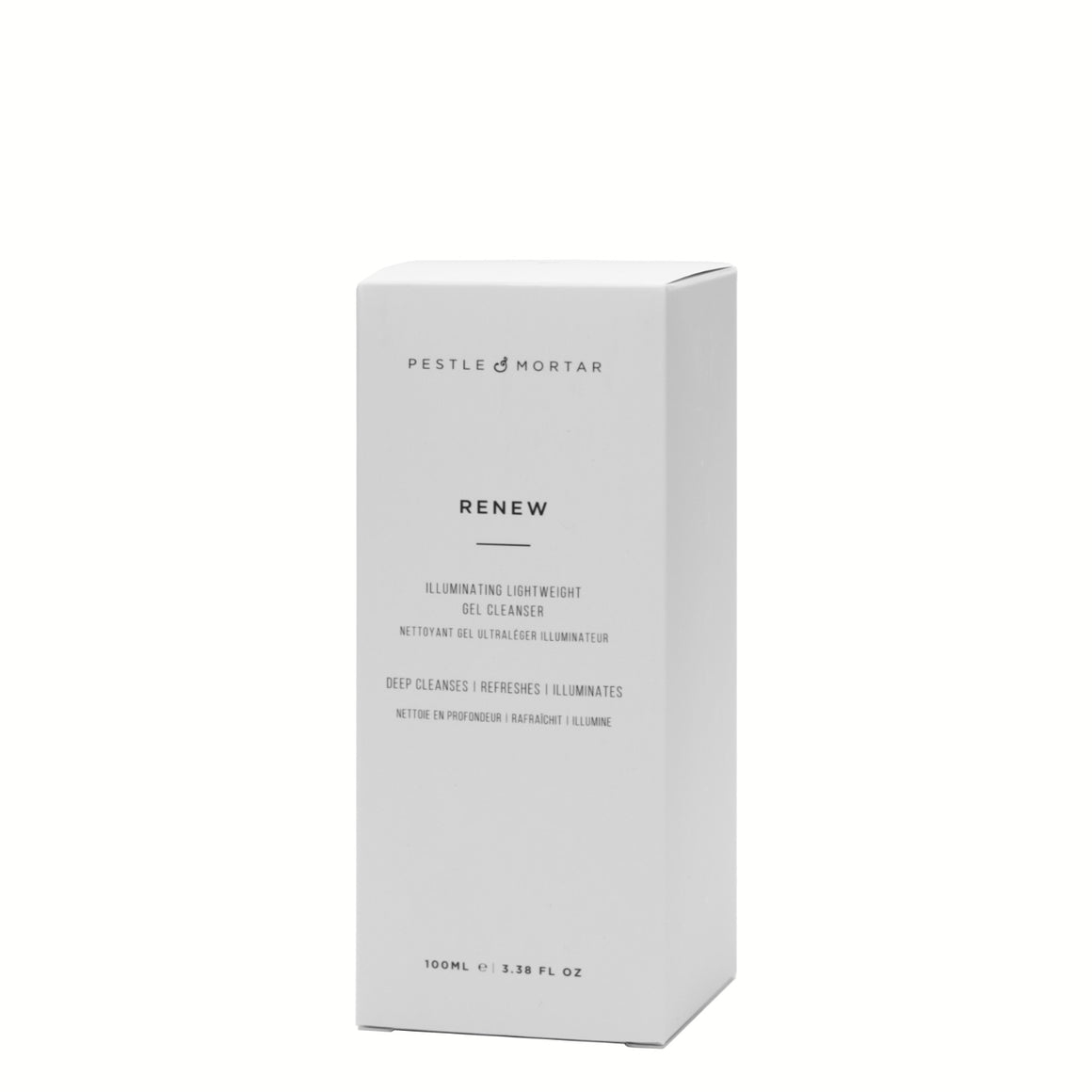 Pestle & Mortar Renew Gel Cleanser valomasis gelis - About.Skin