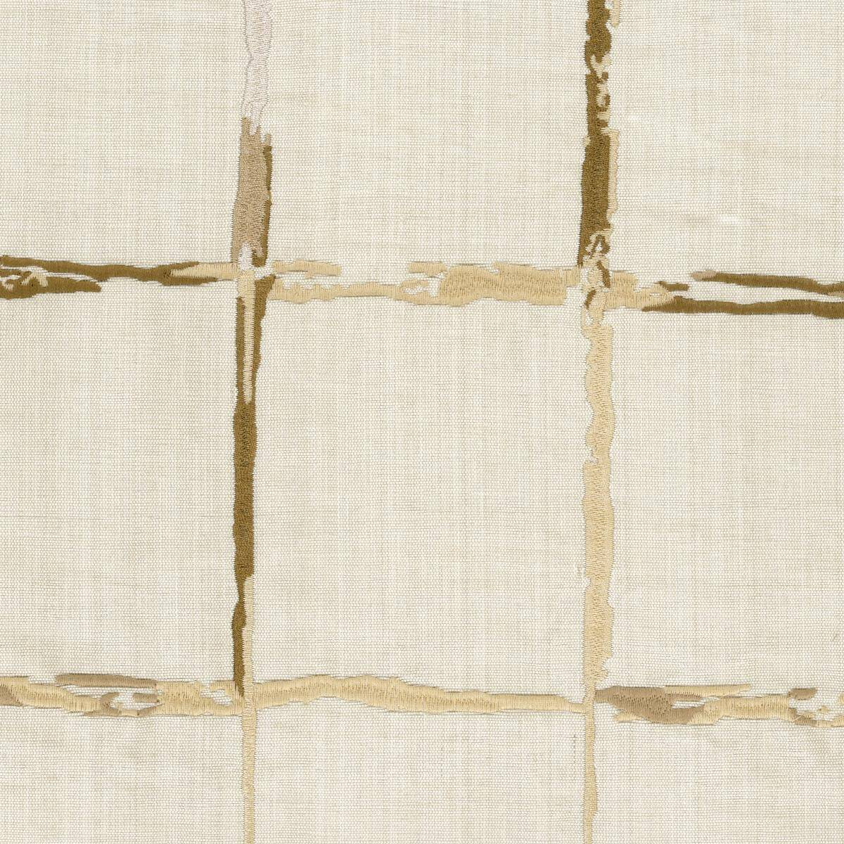 Philadelphia Ivory Gold TT031-141 Fabric