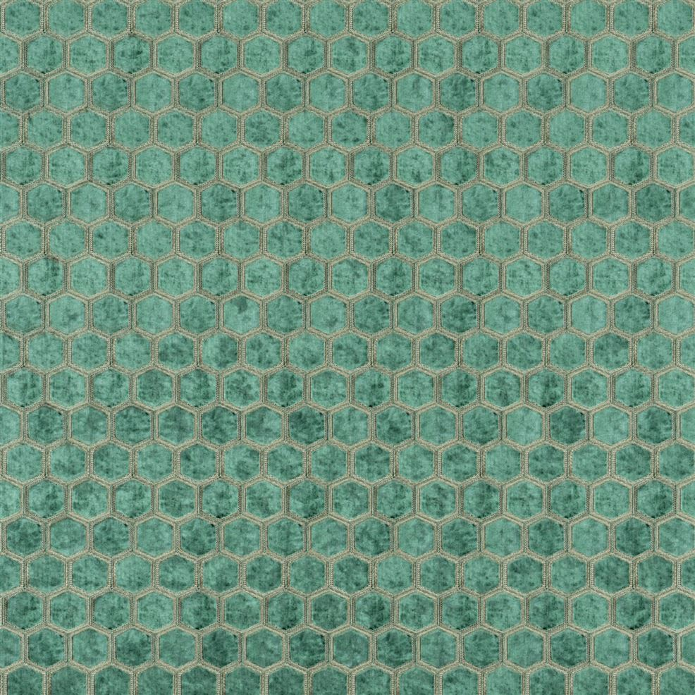 Manipur Pale Jade FDG2832/03 Fabric