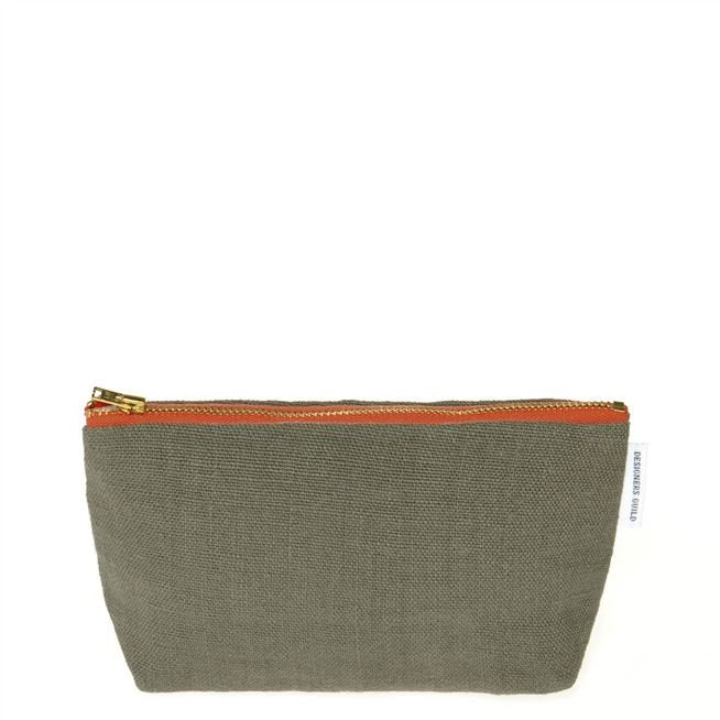 Brera Lino Walnut Small Washbag