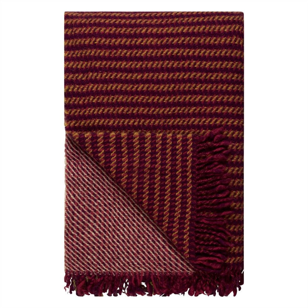 Arklet Loganberry Throw