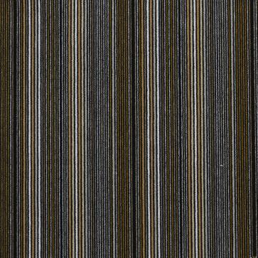 Pinstripe York Gold Fabric