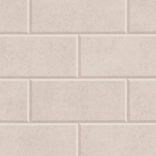 Via Gesu Taupe Wallpaper