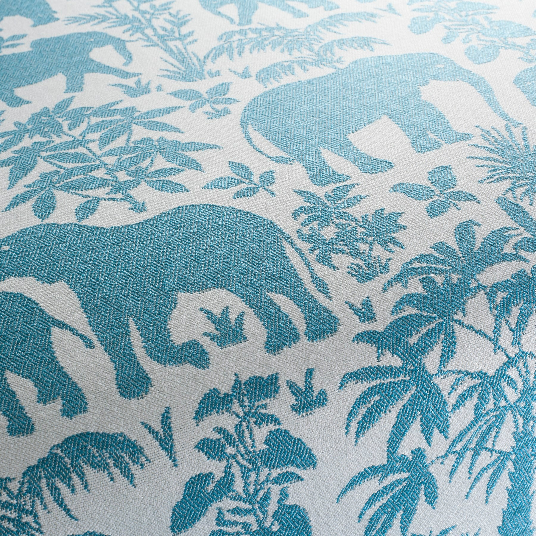 Elephants 9-2413-080 Fabric