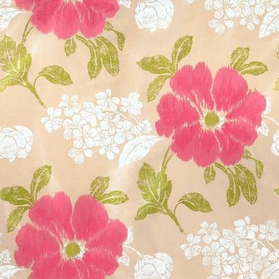 Rue de Seine Pink on Ivory AF7865 Fabric