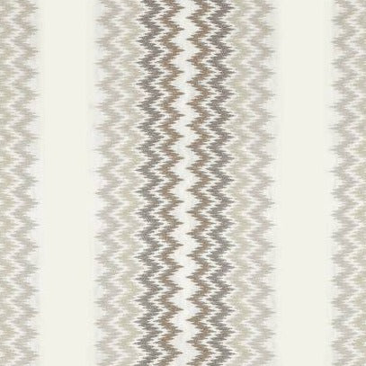 Zippidy Neutrals on White AW7860 Fabric
