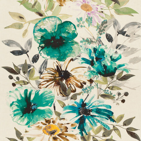 Flowers of Paradise CH2721/081 Fabric