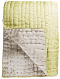 Chenevard Silver & Willow Quilt