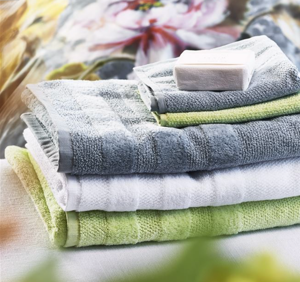 Coniston Acacia Towels