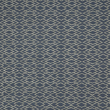 Geometric Silk Midnight Wallpaper