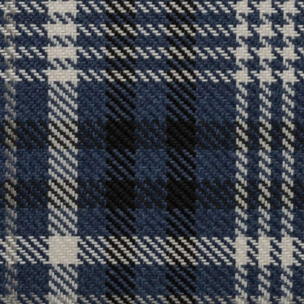 Scotland Ocean Plaid Fabric