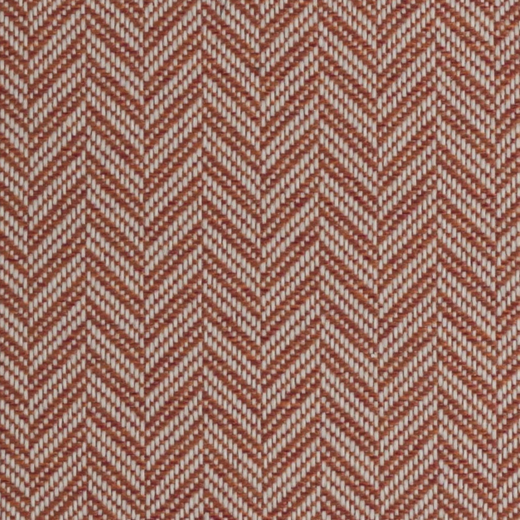 Glasgow Terracotta Fabric