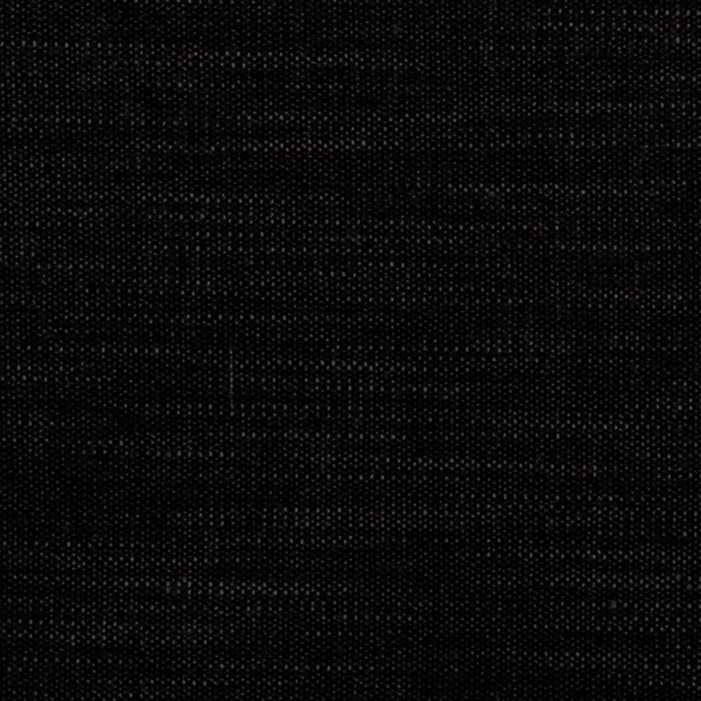 Snuggle Black Fabric