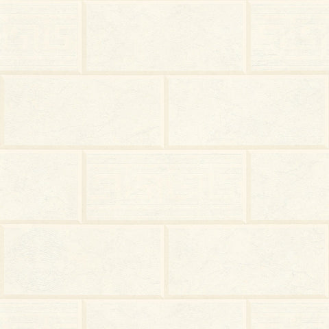 Via Gesu Beige Wallpaper