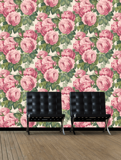 The Rose Tuberose PJD6002/02 Wallpaper
