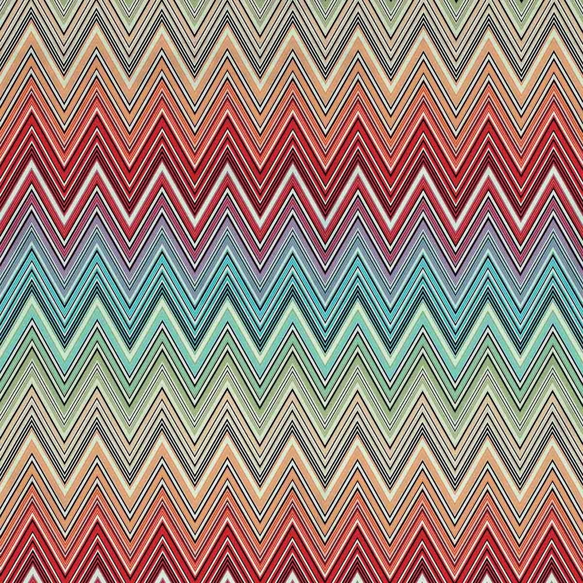 Kew MTC Multicolor Outdoor Fabric