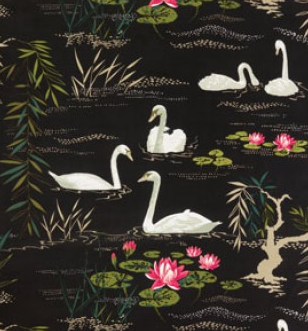 Swan Lake NCF3910/03 Fabric