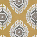 French Suzani Gold AW7877 Fabric