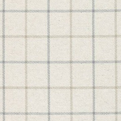 Laurence Plaid Beige AW7873 Fabric