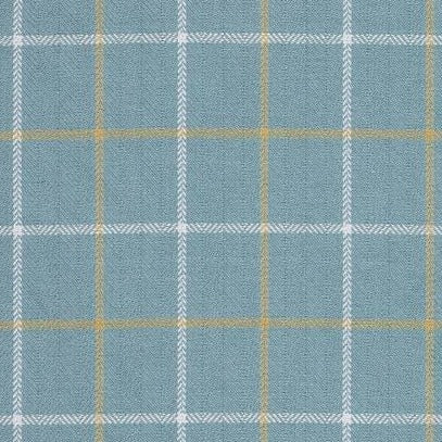 Laurence Plaid Blue AW7875 Fabric