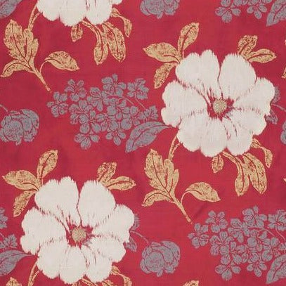 Rue de Seine Cream on Berry AF7869 Fabric
