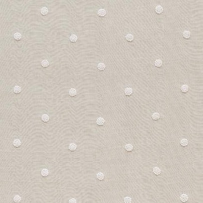 French Knot Flax AW73011 Fabric