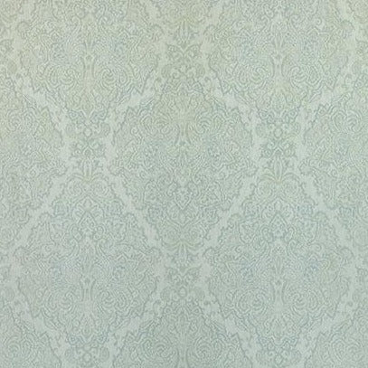 Sterling Paisley Aqua AW73024 Fabric
