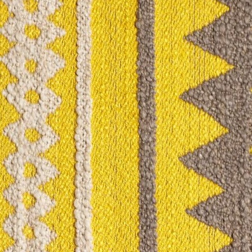 Aravalli 221 Yellow Fabric