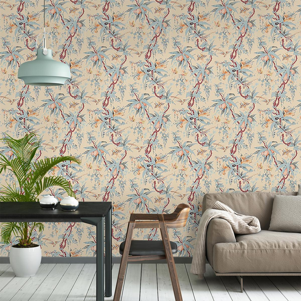 Mary Day Botanical Tea PRL5023/02 Wallpaper