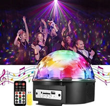 SOLMORE LED-Discokugel - LED Party Light