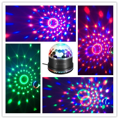 iTonics Discokugel - Mini LED Party Light